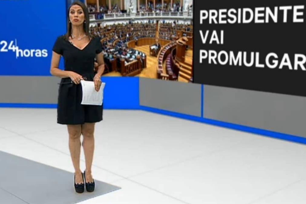 A estação pública de televisão e as comunidades portuguesas