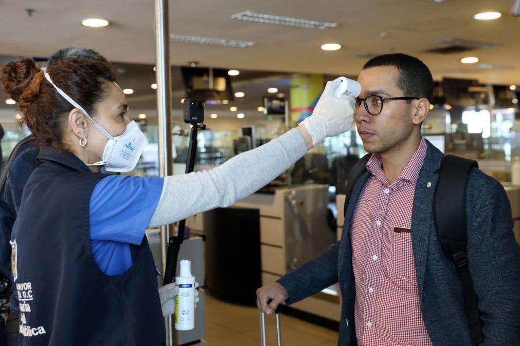 Covid-19: Epidemia provoca mais de 3.300 mortos entre cerca de 97 mil infetados