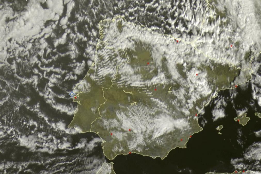 Meteorologia: Previsão do tempo para sábado, 7 de março