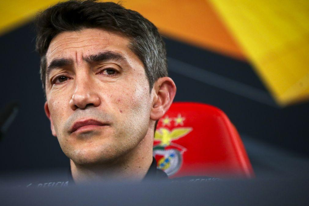 Bruno Lage rejeita pressão adicional na visita ao Vitória de Setúbal