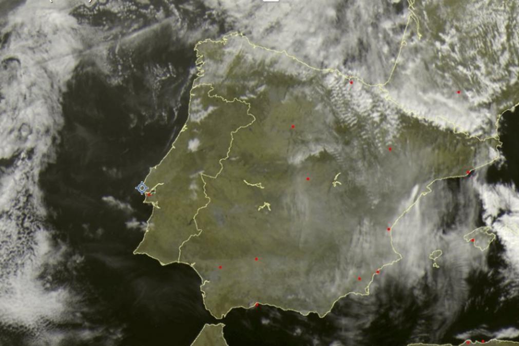Meteorologia: Previsão do tempo para esta terça-feira, 10 de março