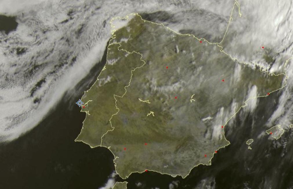Meteorologia: Previsão do tempo para quarta-feira, 11 de março