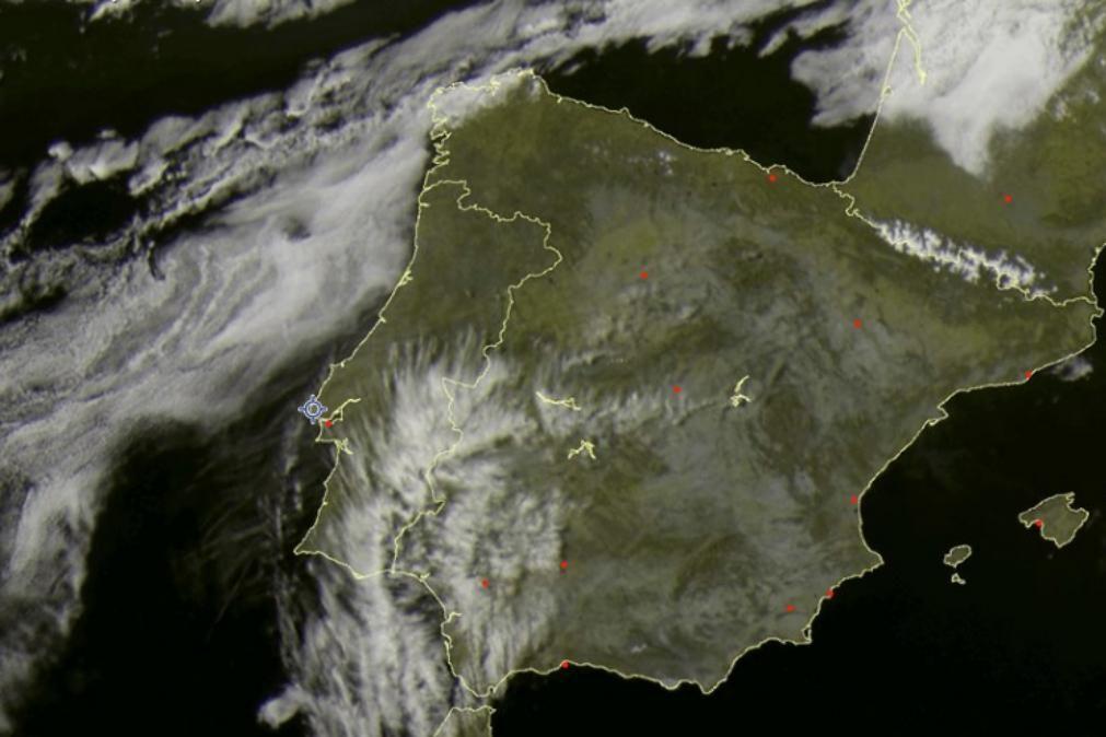 Meteorologia: Previsão do tempo para quinta-feira, 12 de março