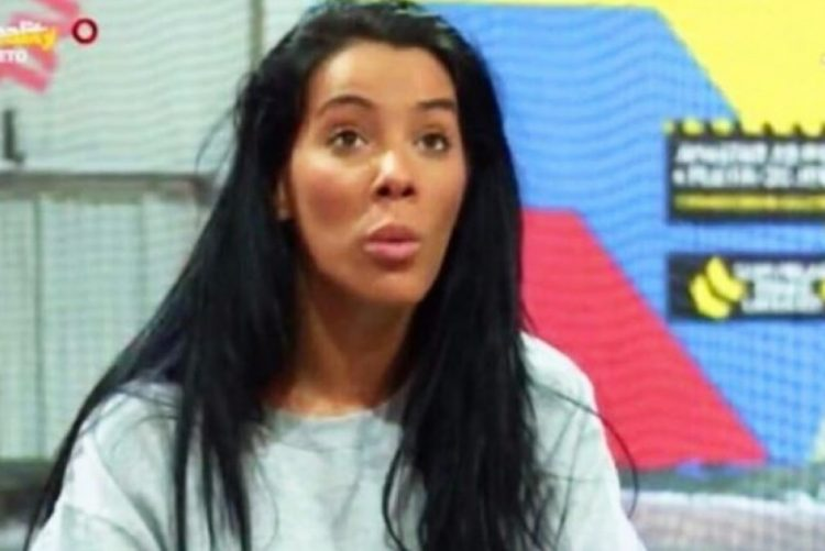 Andreia Machado novamente no hospital