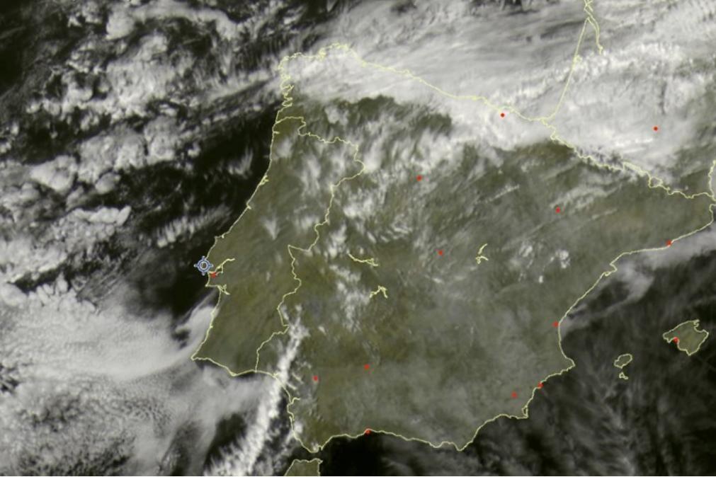 Meteorologia: Previsão do tempo para sexta-feira, 13 de março