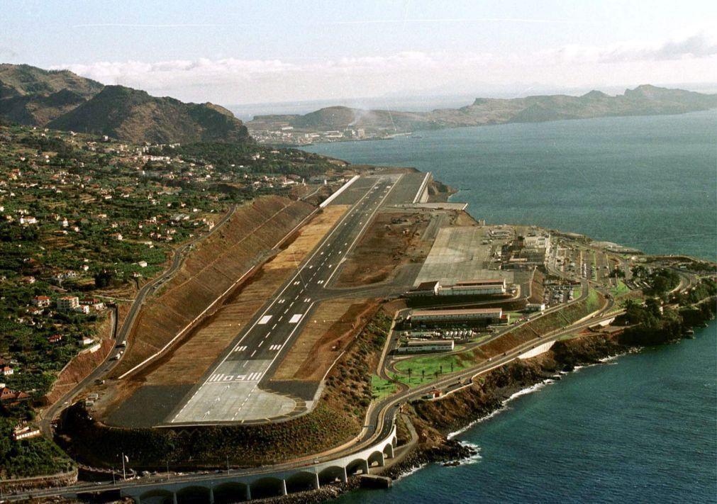 Covid-19 : Madeira suspende ligações aéreas com países de transmissão ativa da doença