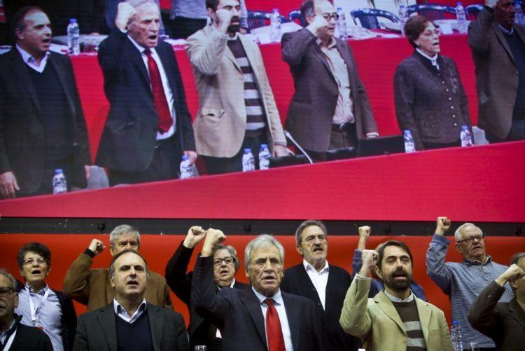 PCP/Congresso: Segundo dia de trabalhos dedicado à eleição do Comité Central