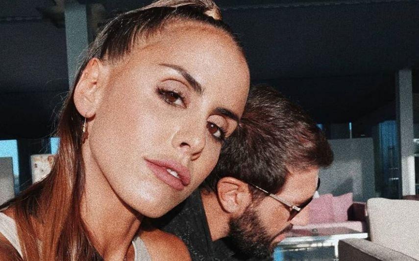 Carolina Patrocínio Prestes a ter o bebé, sofre acidente e acaba a levar pontos (vídeo)