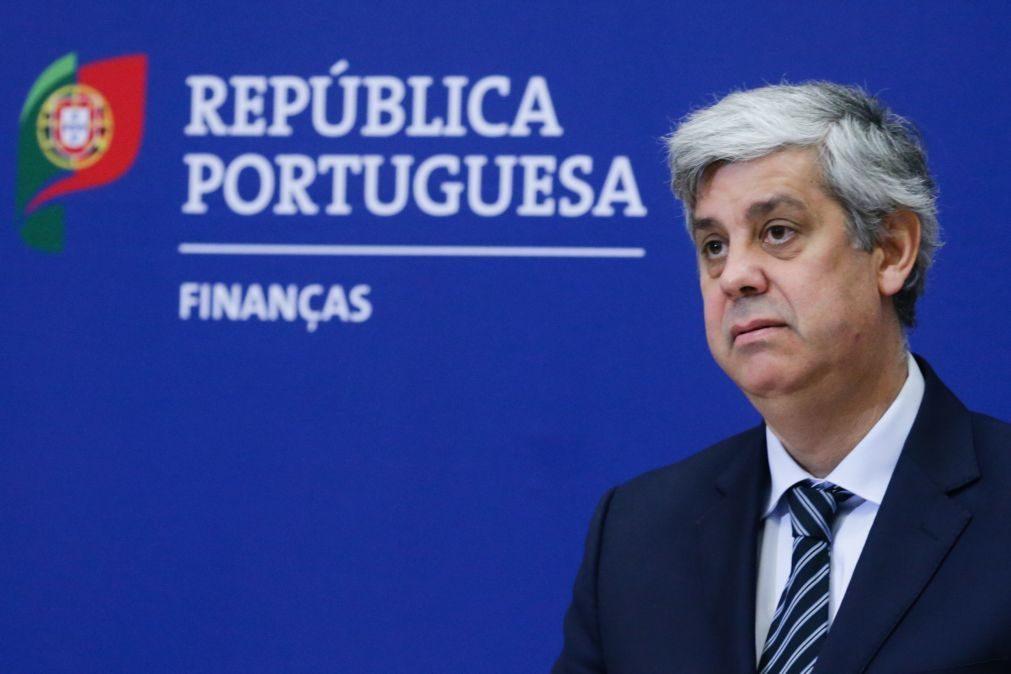 Covid-19: Ministro das Finanças abre a porta a orçamento retificativo