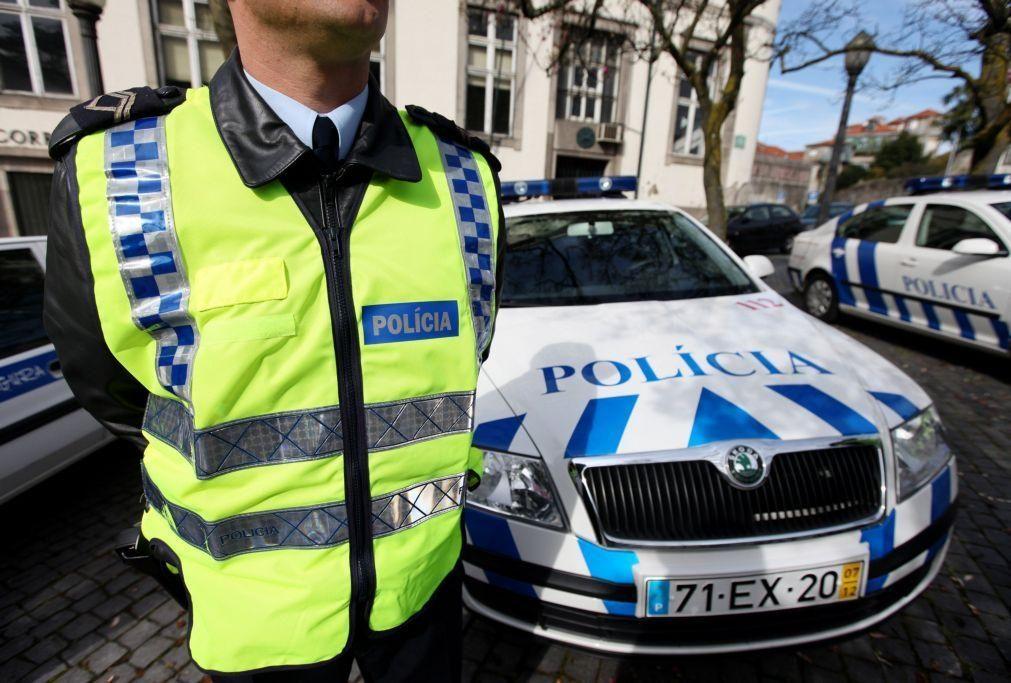 Mulher chama Polícia a acaba detida no Porto