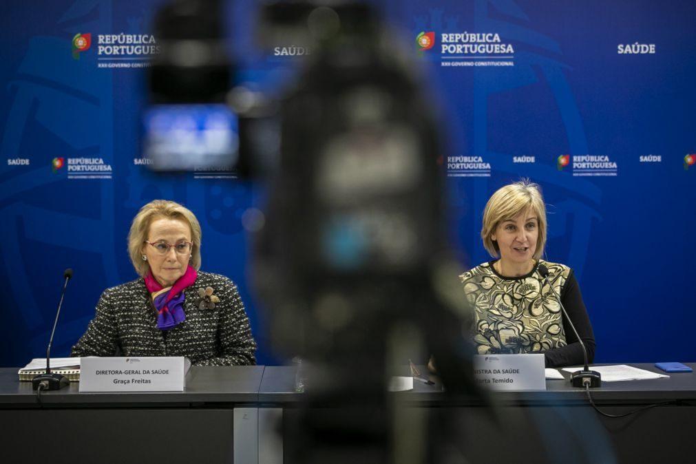 Covid-19: Portugal vai aumentar tratamento de infetados em casa