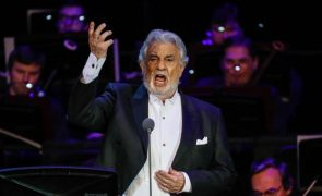 Covid-19: Tenor Plácido Domingo infetado