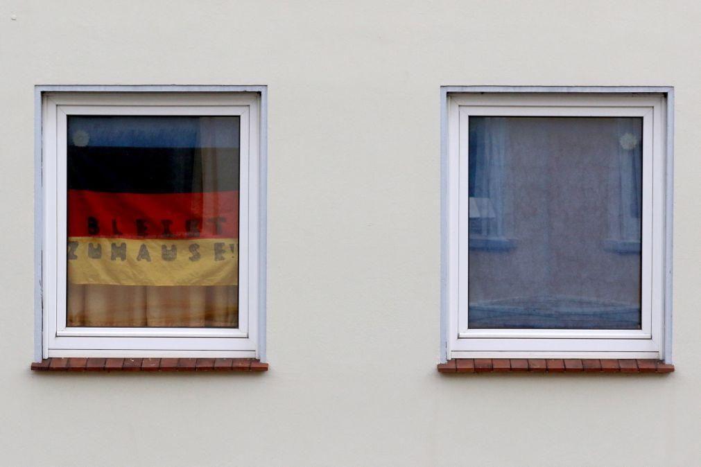 Covid-19: Alemanha supera os 22 mil casos no país