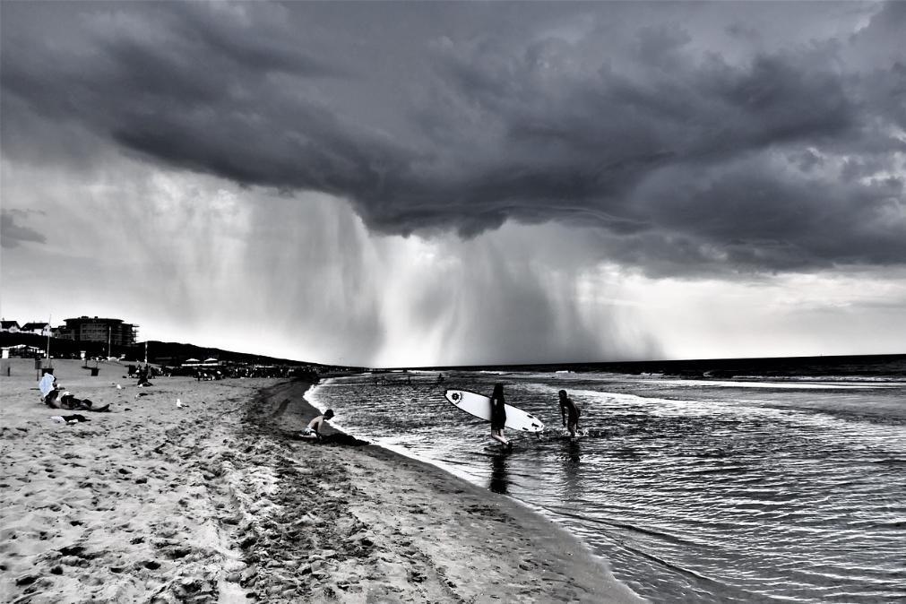 Meteorologia: Previsão do tempo para terça-feira, 24 de março