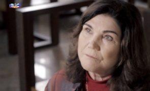 Dolores Aveiro devastada com morte do irmão: