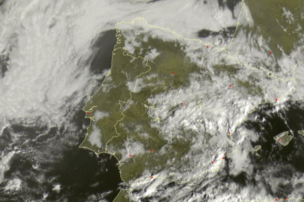 Meteorologia: Previsão do tempo para quarta-feira, 15 de abril
