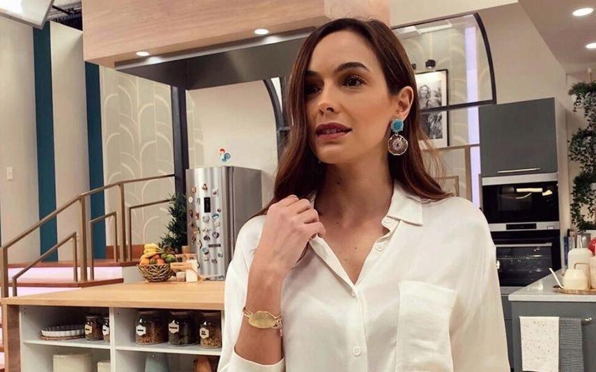 Iva Lamarão Preocupada com os pais que vivem em Ovar: «Tenho tentado que eles fiquem em casa»