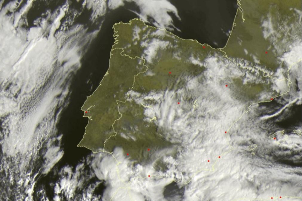 Meteorologia: Previsão do tempo para quarta-feira, 25 de março