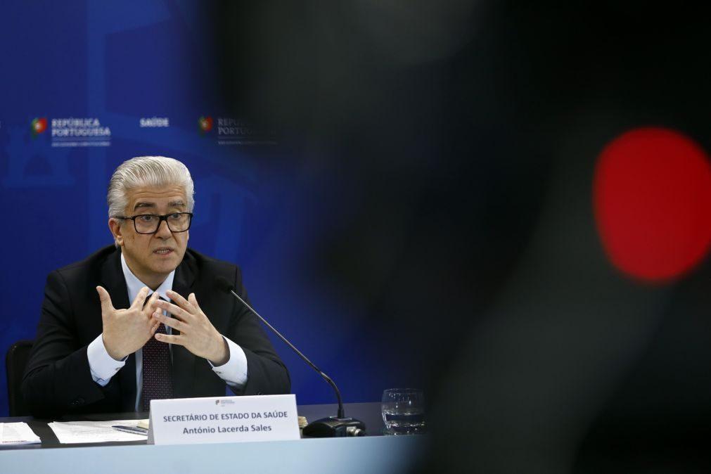 Covid-19: Portugal pode alargar testes a profissionais de saúde sem sintomas