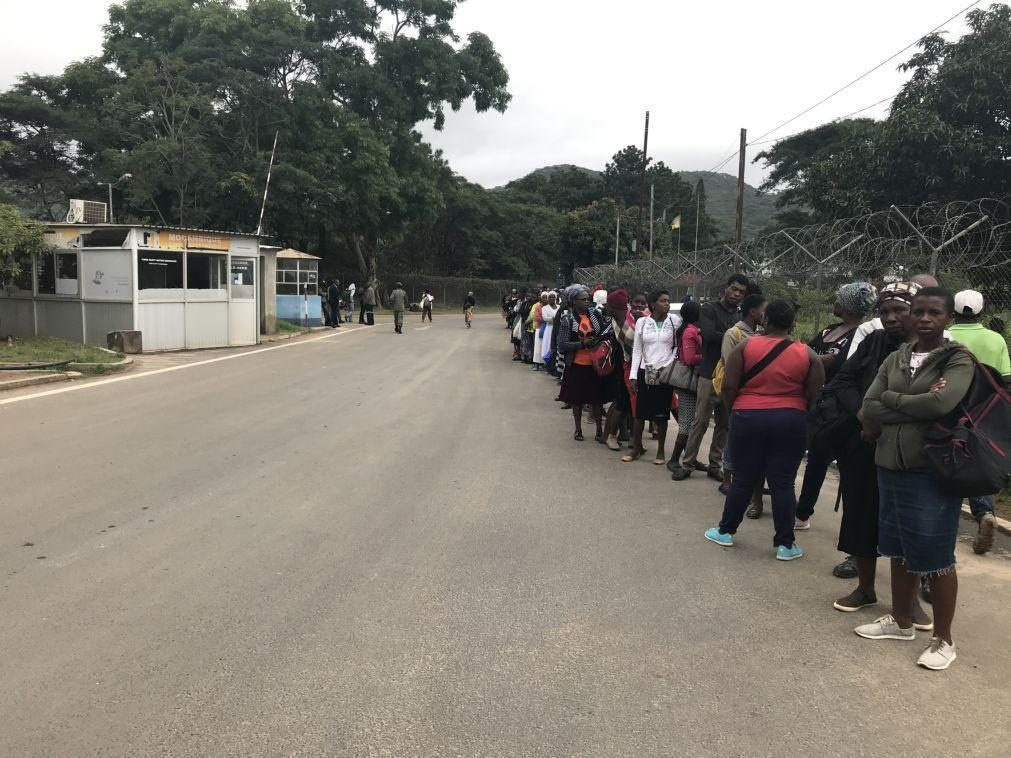 Covid-19: Número de infeções em Moçambique sobe para três