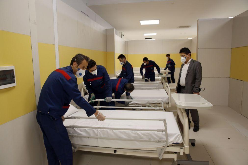 Covid-19: Irão admite aplicar novas medidas de contenção da pandemia