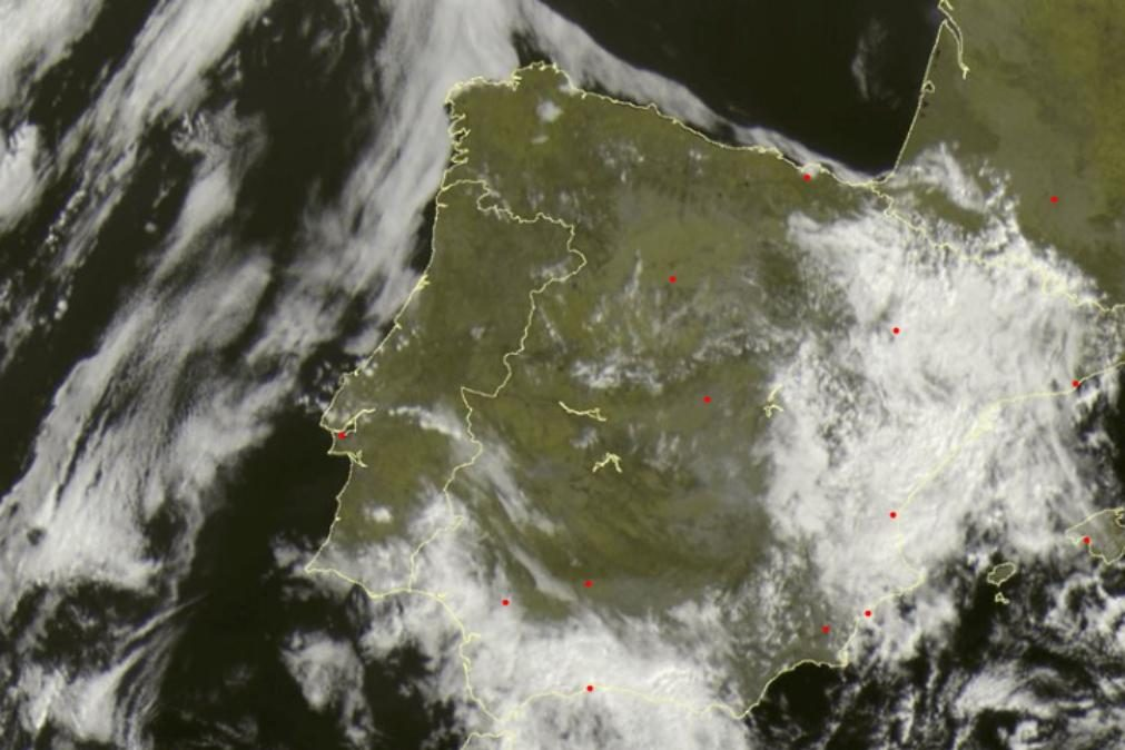 Meteorologia: Previsão do tempo para quinta-feira, 26 de março