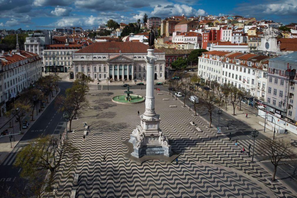 Covid-19: Permanecem 1.600 brasileiros por repatriar em Lisboa - Embaixada