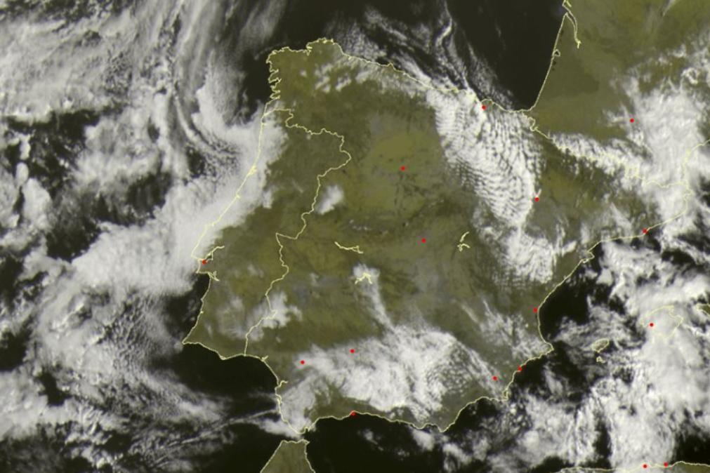 Meteorologia: Previsão do tempo para sexta-feira, 27 de março