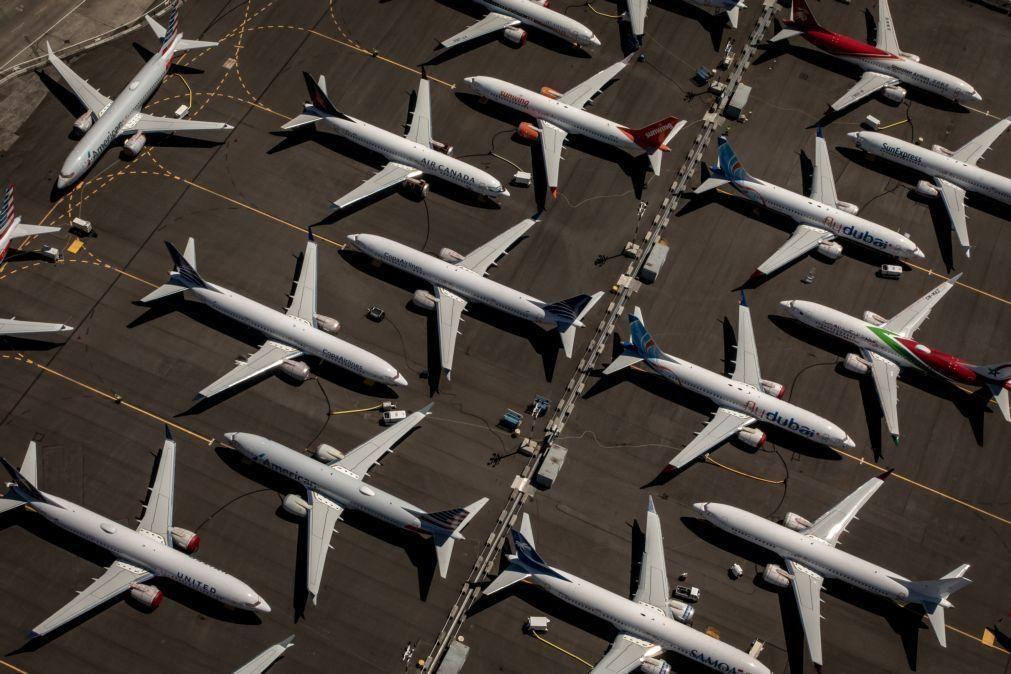 Covid-19: Setor aéreo estima perdas superiores a 70 mil ME na Europa em 2020