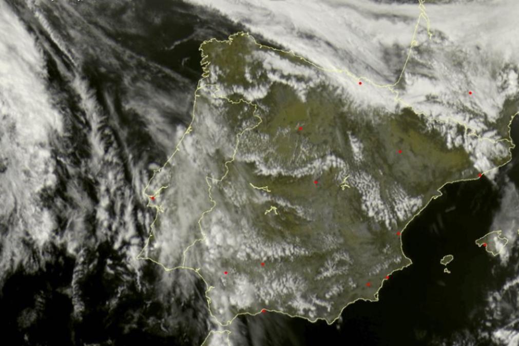 Meteorologia: Previsão do tempo para segunda-feira, 30 de março