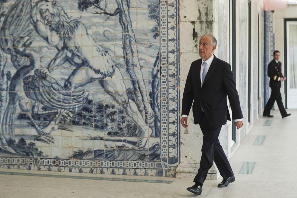 Covid-19: Políticos incluindo autarcas devem corresponder à unidade dos portugueses -- Marcelo