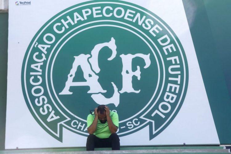 Acidente/Colômbia: Sporting vai utilizar emblema da Chapecoense frente ao Setúbal