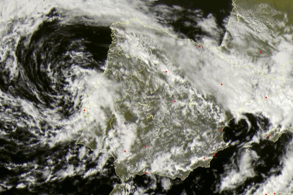 Meteorologia: Previsão do tempo para quinta-feira, 2 de abril