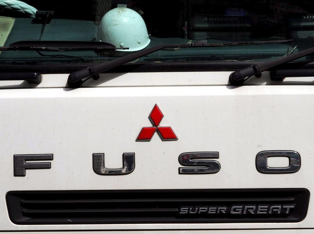 Covid-19: Fábrica da Mitsubishi no Tramagal coloca os 400 trabalhadores em 'lay-off'