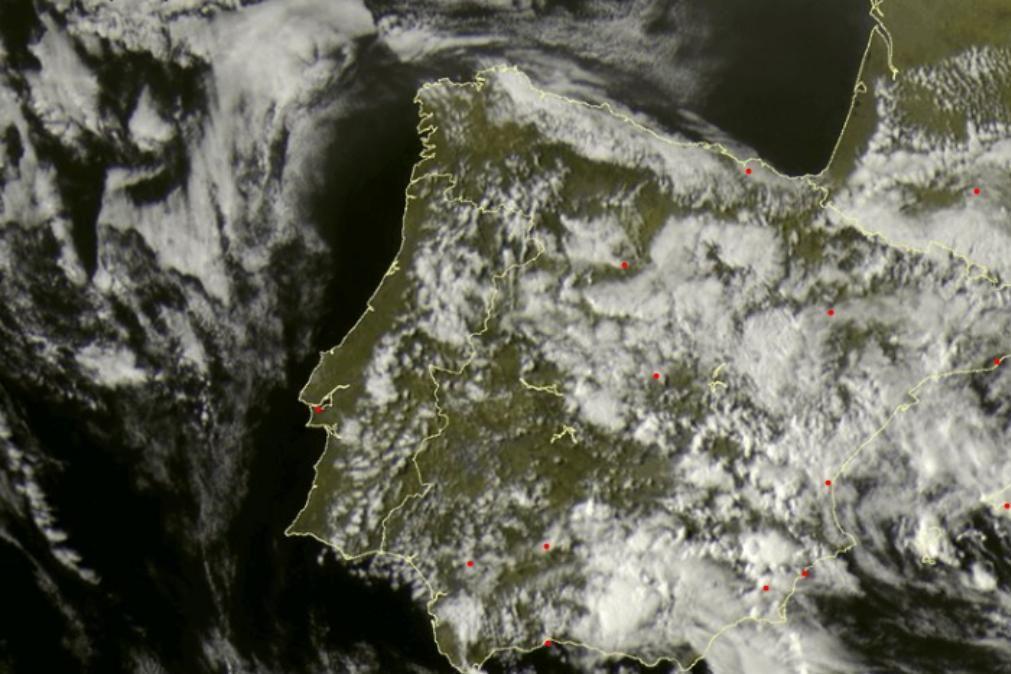Meteorologia: Previsão do tempo para sexta-feira, 3 de abril