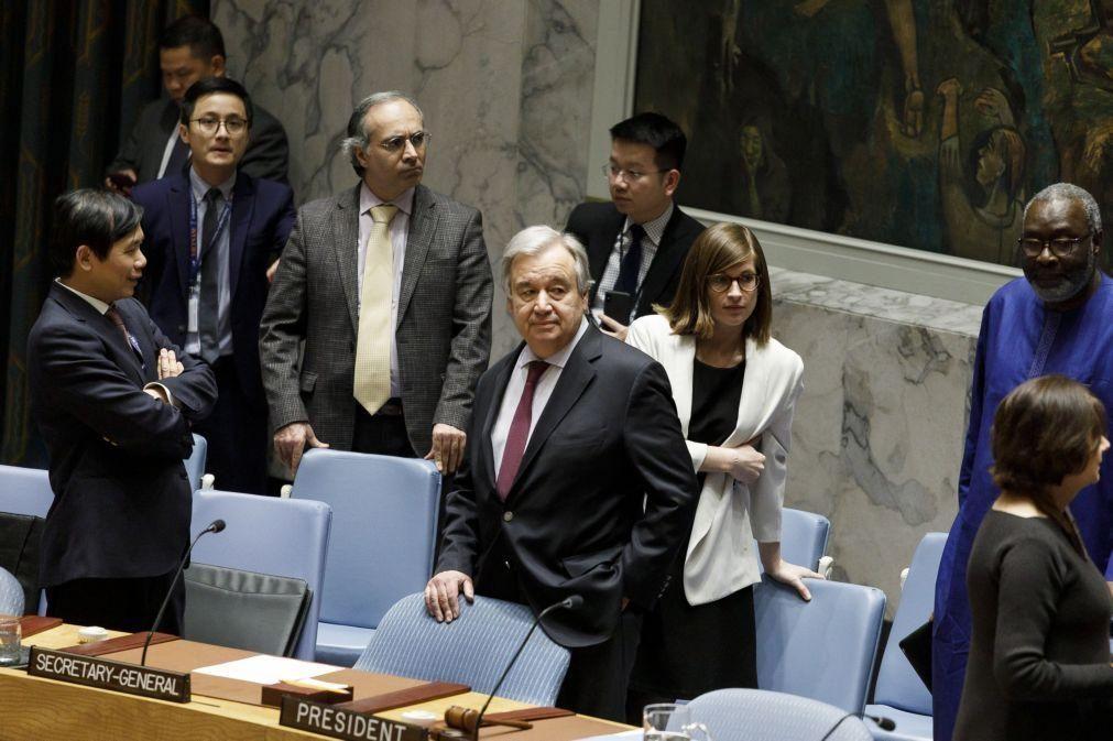 Covid-19: Um milhão de assinaturas apoiam apelo da ONU para cessar-fogo mundial