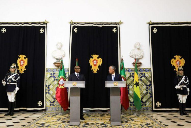 PR são-tomense convida Marcelo a visitar São Tomé e Príncipe