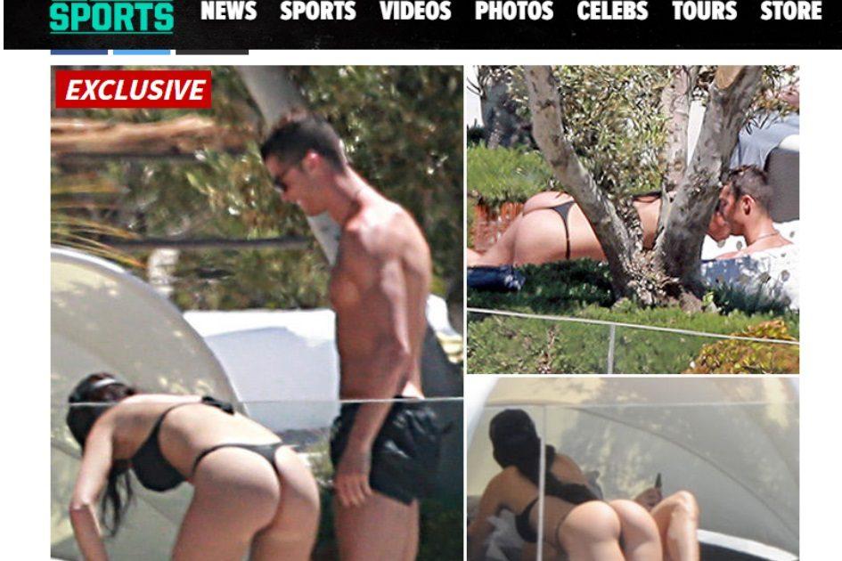 Namorada de Cristiano Ronaldo está grávida?