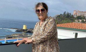 Dolores Aveiro fica furiosa por lhe dizerem que é do Benfica