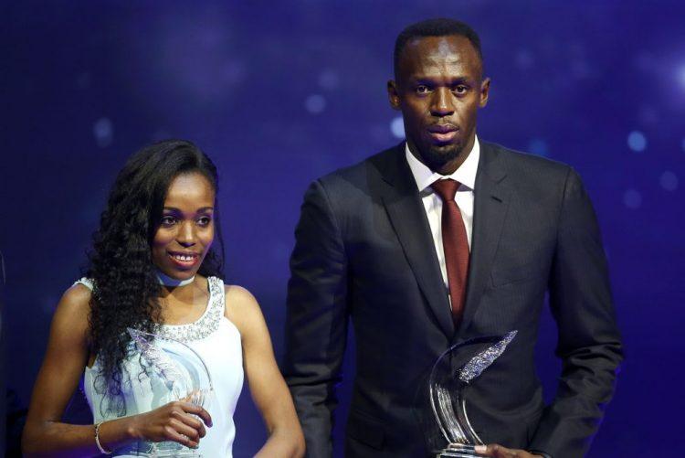 Usain Bolt e Almaz Ayana foram os atletas do ano para a IAAF