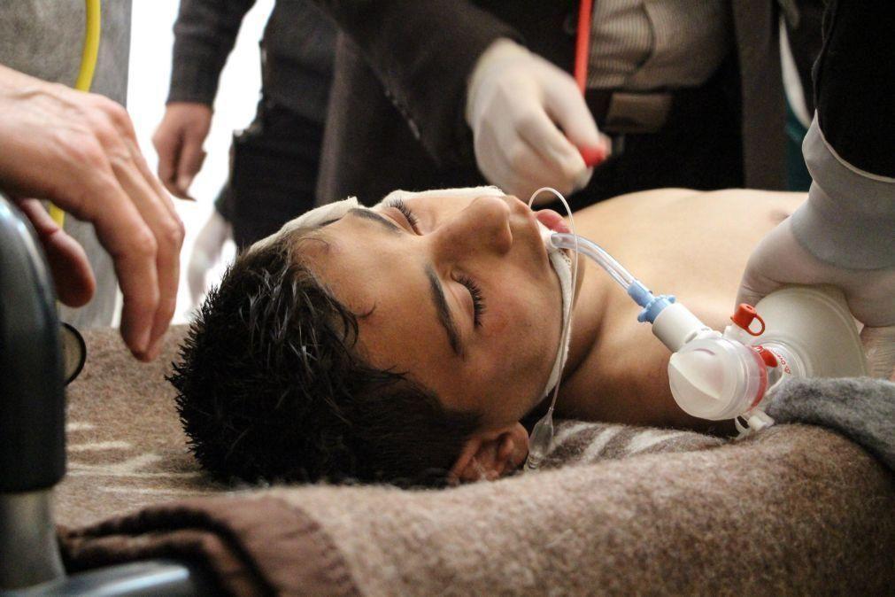 Regime sírio foi responsável por três ataques químicos em 2017 -- OPAQ