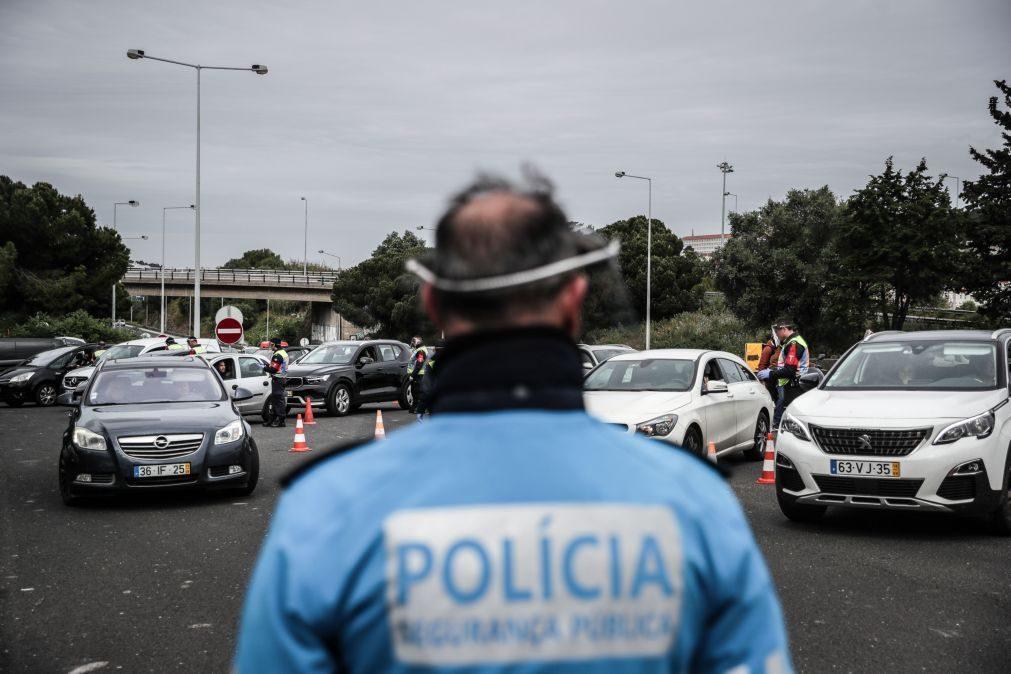 Covid-19: Criminalidade violenta diminuiu 42% durante a pandemia