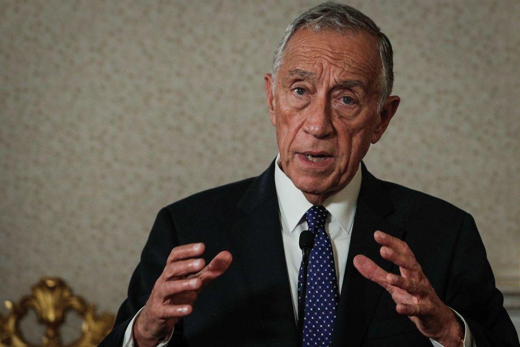 Presidente explica indultos: «Não se aplica a homicidas e pedófilos»