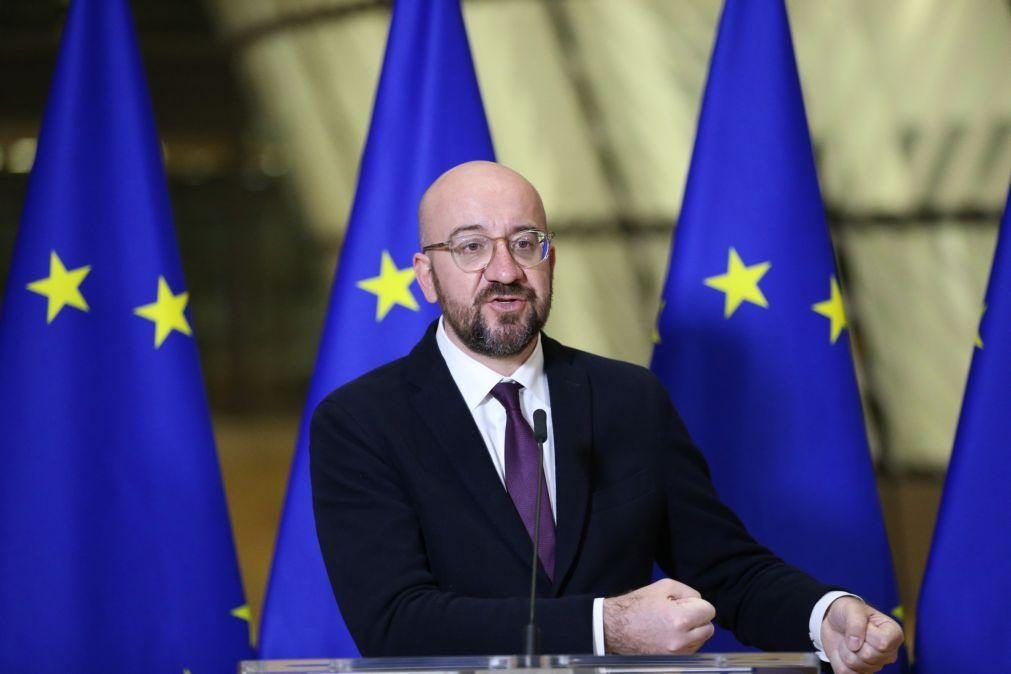 Covid-19: Líderes europeus reunidos a 23 de abril para debater recuperação económica