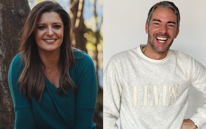 Cláudio Ramos e Maria Botelho Moniz Estreiam-se na TVI mas não é no Big Brother como estava previsto