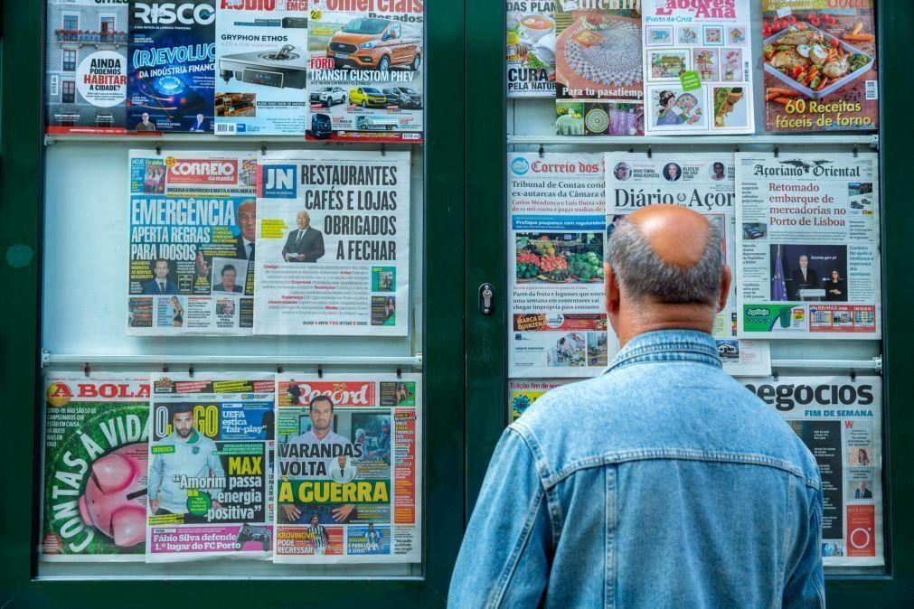 Covid-19: Bloco propõe 15ME até julho para ajudar comunicação social