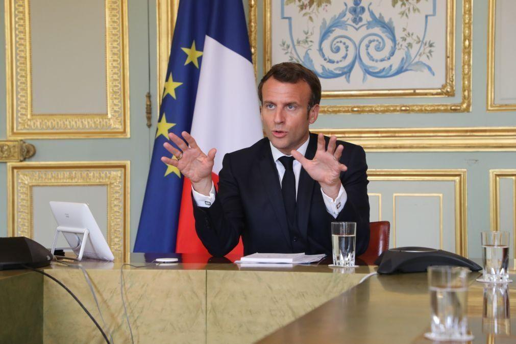 Covid-19: França poderá prolongar confinamento pelo menos até 10 maio
