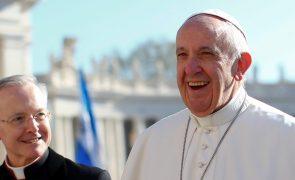 Intercetada carta com três balas endereçada ao Papa Francisco
