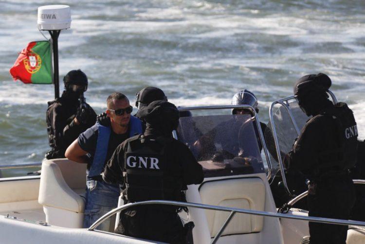 Dezasseis militares da GNR chegaram hoje à Grécia para missão da Frontex