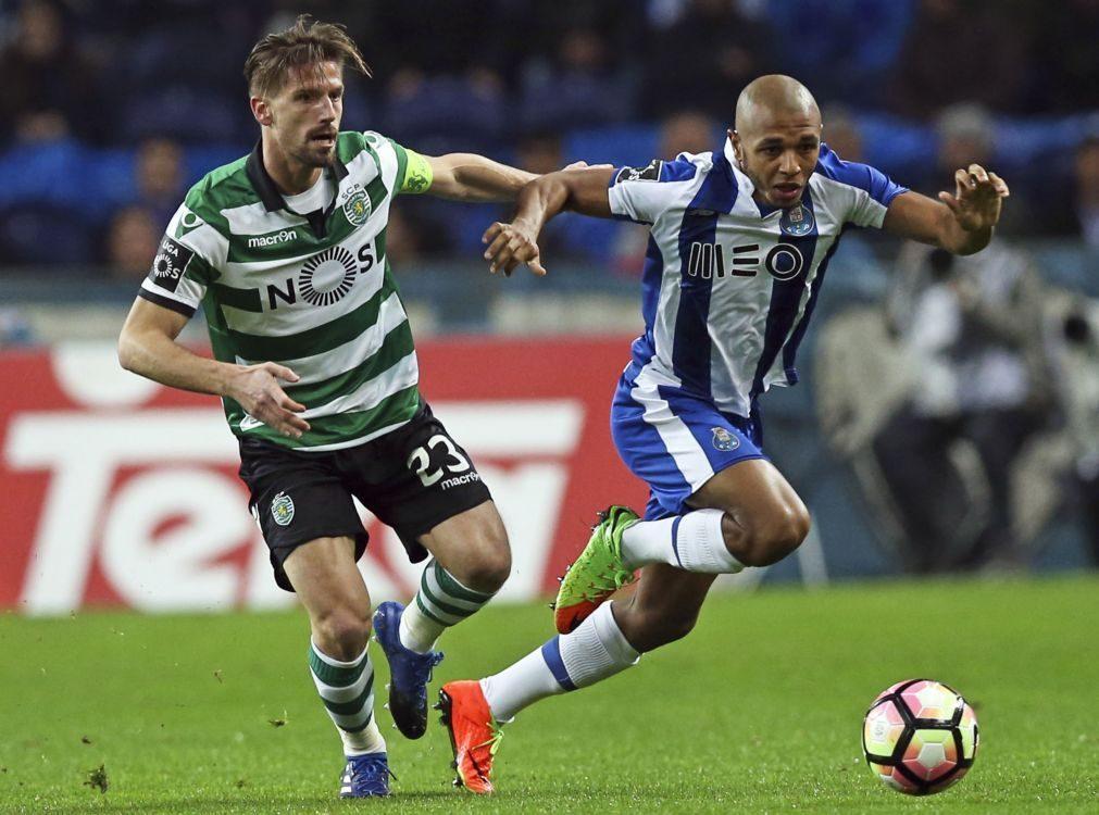 Sporting e FC Porto anunciam reatamento das relações institucionais